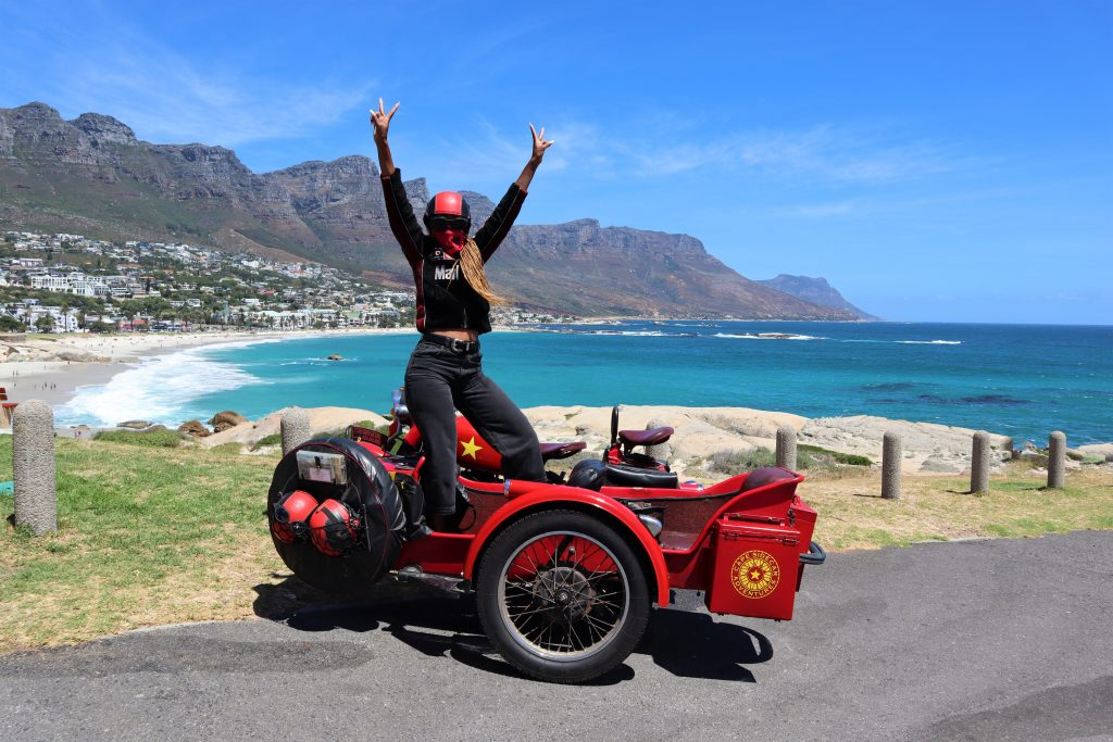 Cape Town Sidecars Adventure