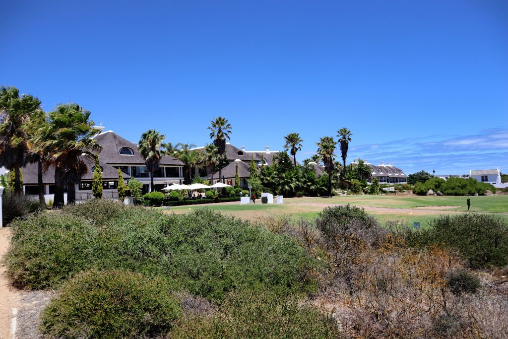 Shelley Point Hotel Golf Course
