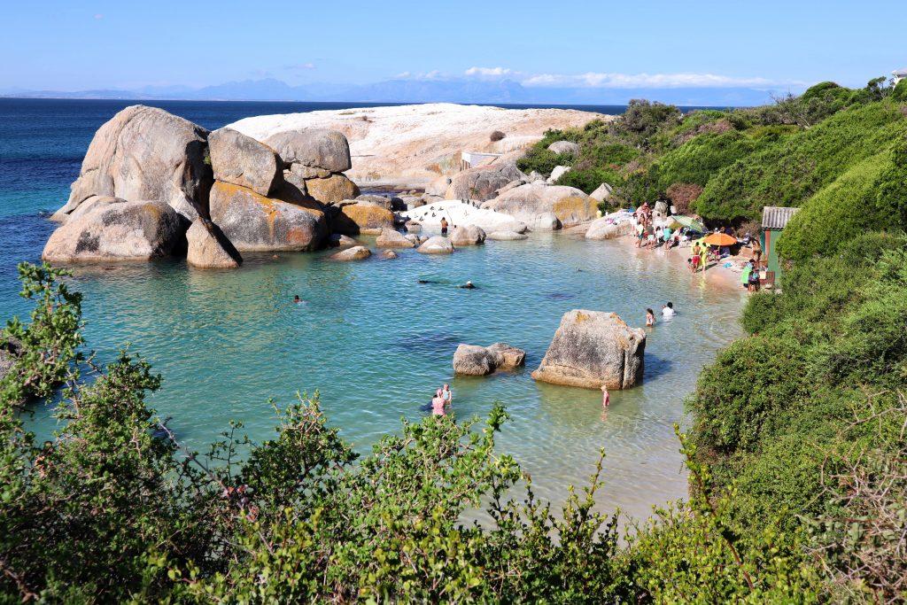 Western Cape Experiences Boulders Beach