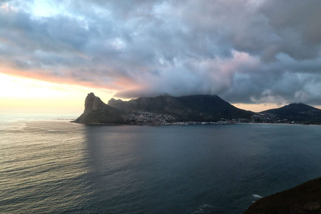 Western Cape Experiences Chapman's Peak Drive Sunset