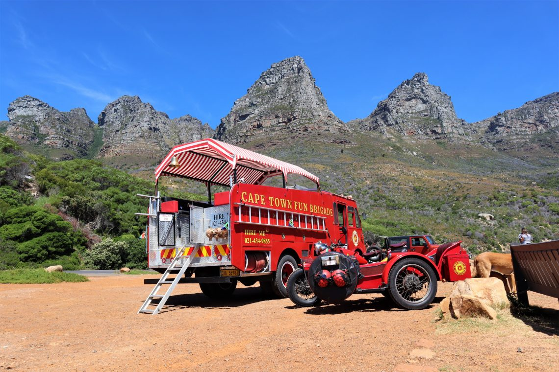 Cape Town Party Truck