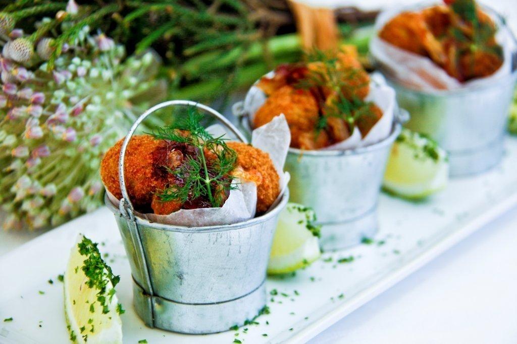 Geelbek Restaurant Menu