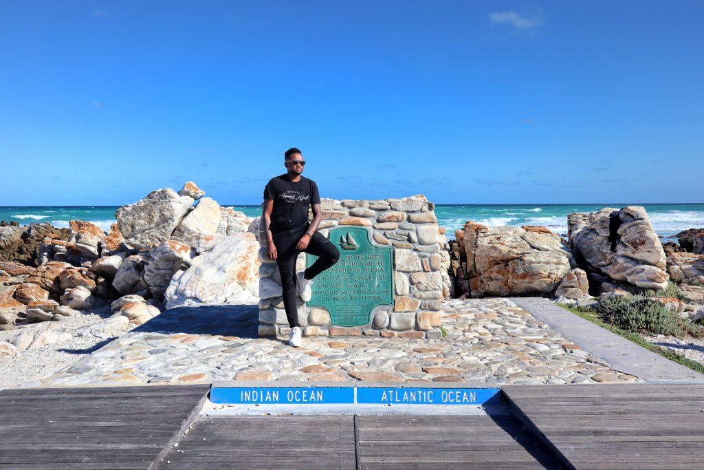 Cape Agulhas Africa Monument