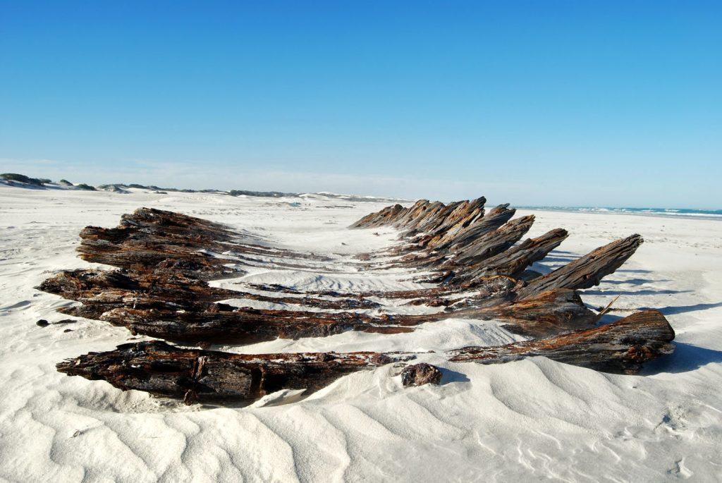 The Arniston Transport Shipwreck