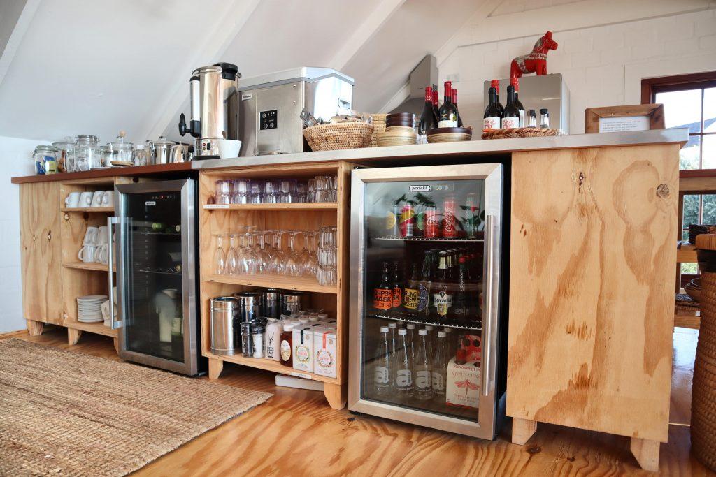 Gonana Guest House Honesty Bar