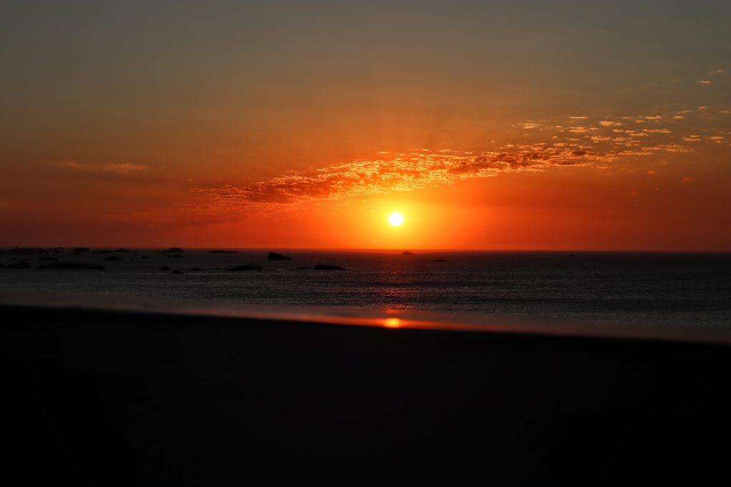 Gonana Guest House Sunset