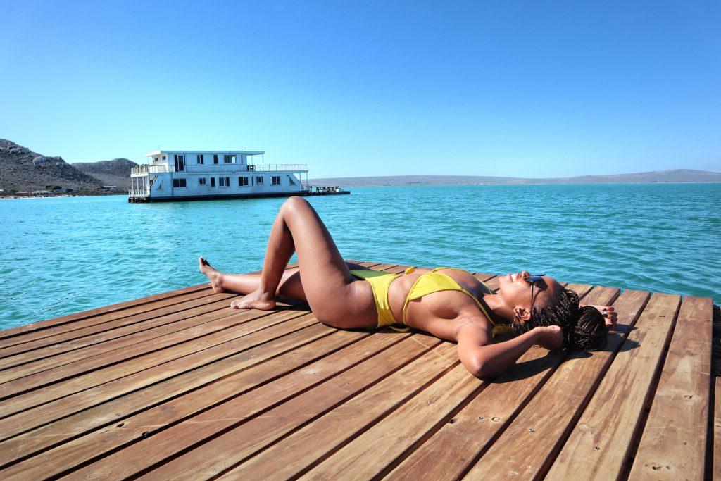 Kraalbaai Luxury Houseboats Swim Deck II