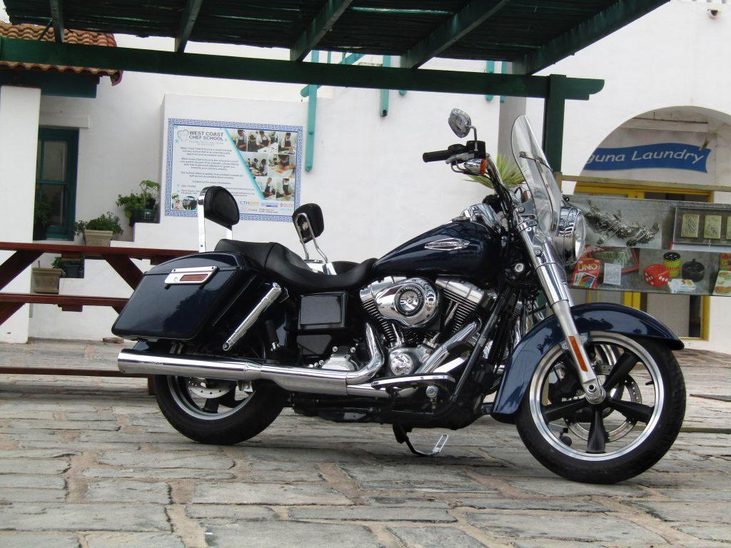 Club Mykonos Motorcycle Tour