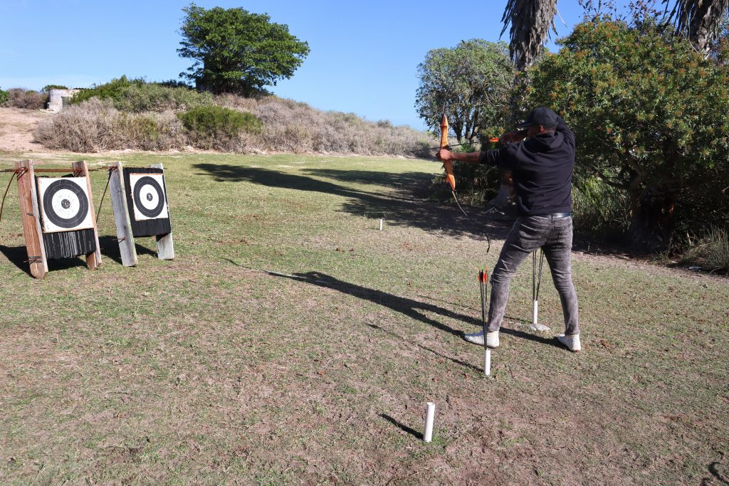Thali Thali Game Lodge Archery