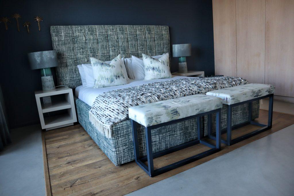 Sky Villa Boutique Hotel Bed