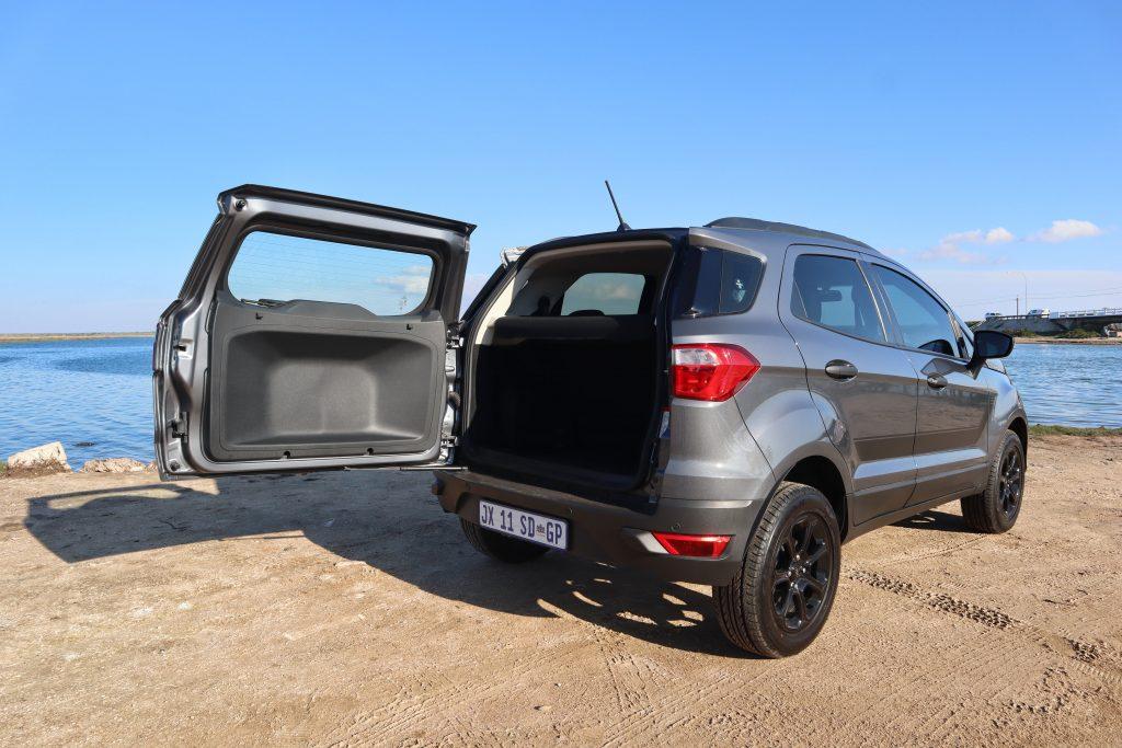 Western Cape Experiences EcoSport Black