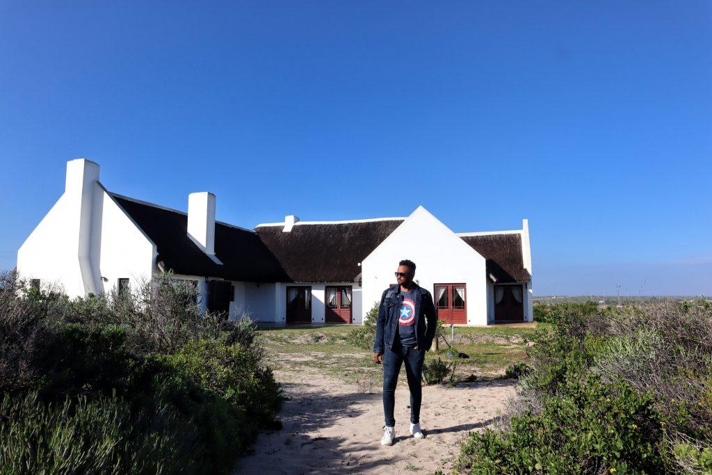West Coast wildflowers accommodation Draaihoek Lodge