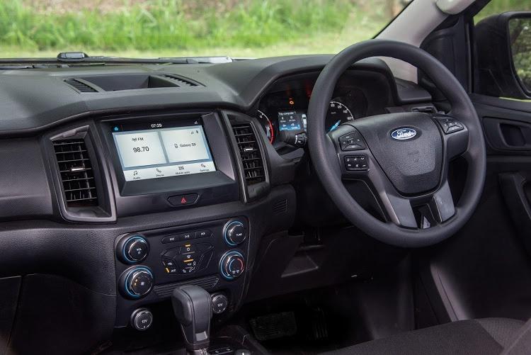 Interior Ford Ranger XL Sport
