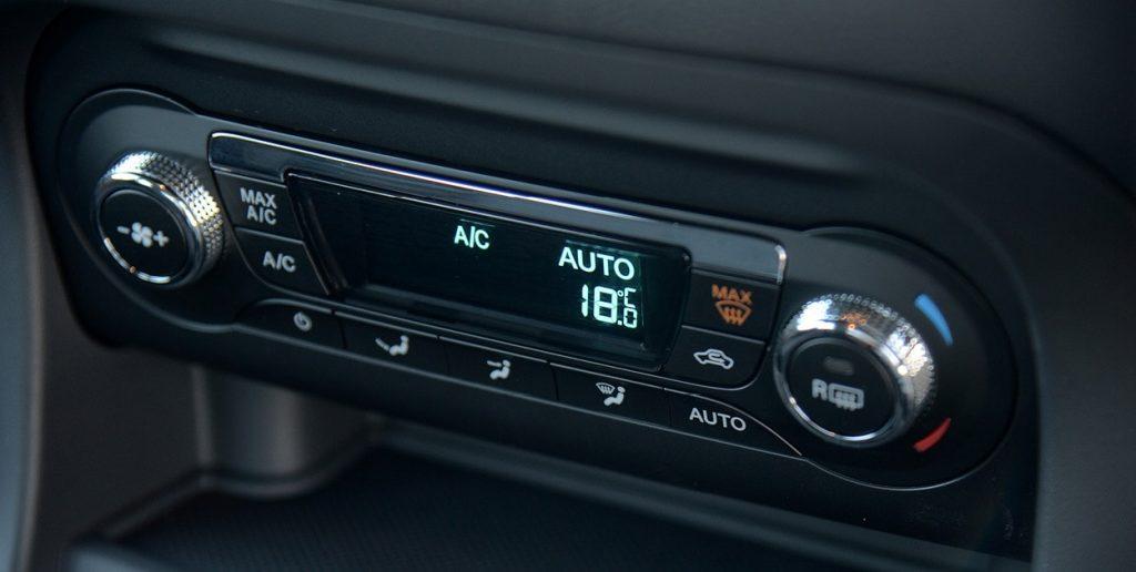 Ford Figo Freestyle Climate Control