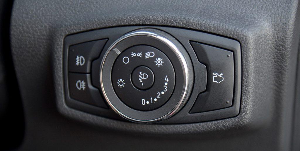 Ford Figo Freestyle Switch