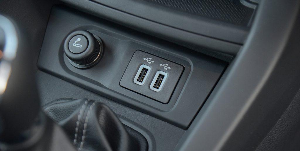 Ford Figo Freestyle USB