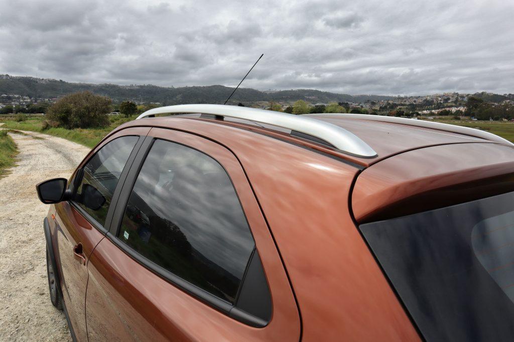 Ford Figo Freestyle Roof Rails