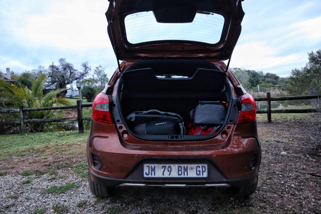 Ford Figo Freestyle Boot